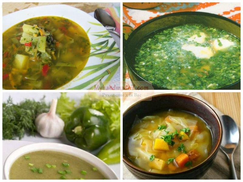Вегетарианские щи. Лучшие рецепты