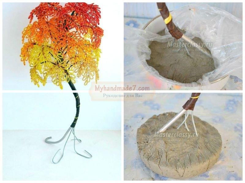 110Из чего можно сделать деревья своими руками
