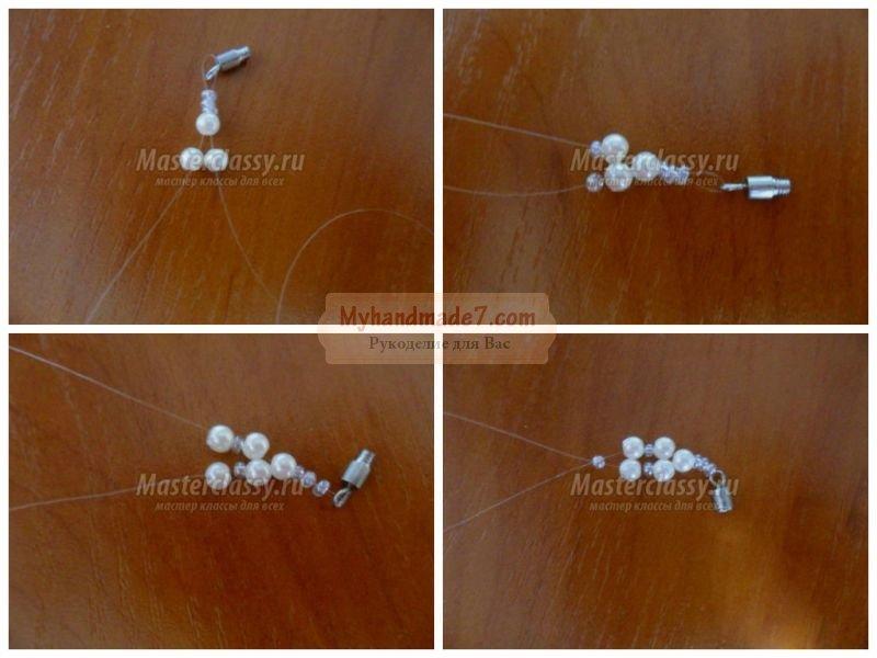 Простые браслеты из бисера. Популярные мастер-классы с фото