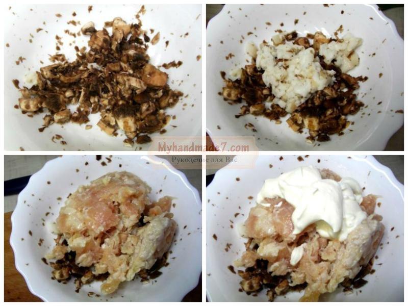Рецепт пирожков на живых дрожжах в духовке фото