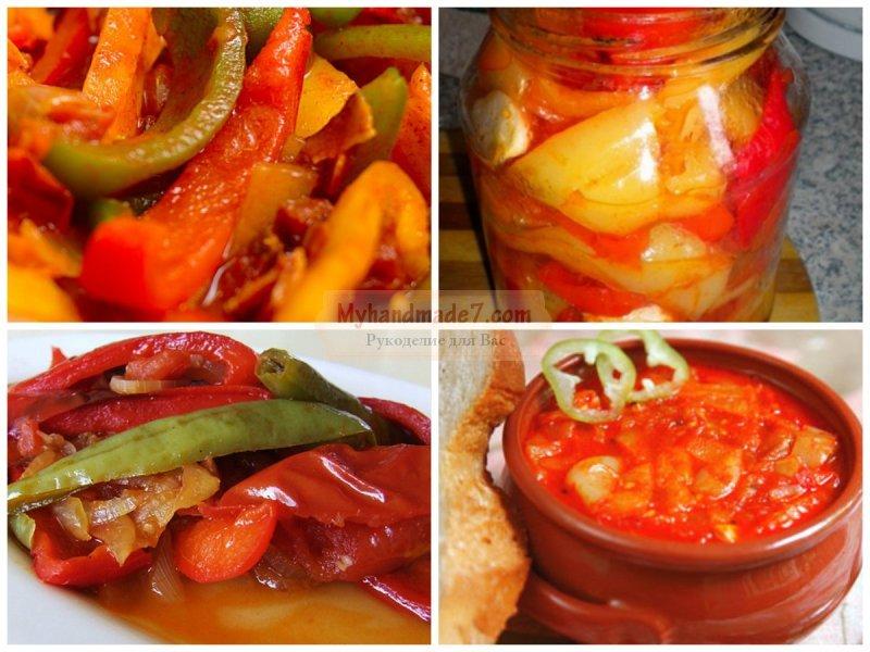 Лечо из кабачков на зиму: популярные рецепты с фото