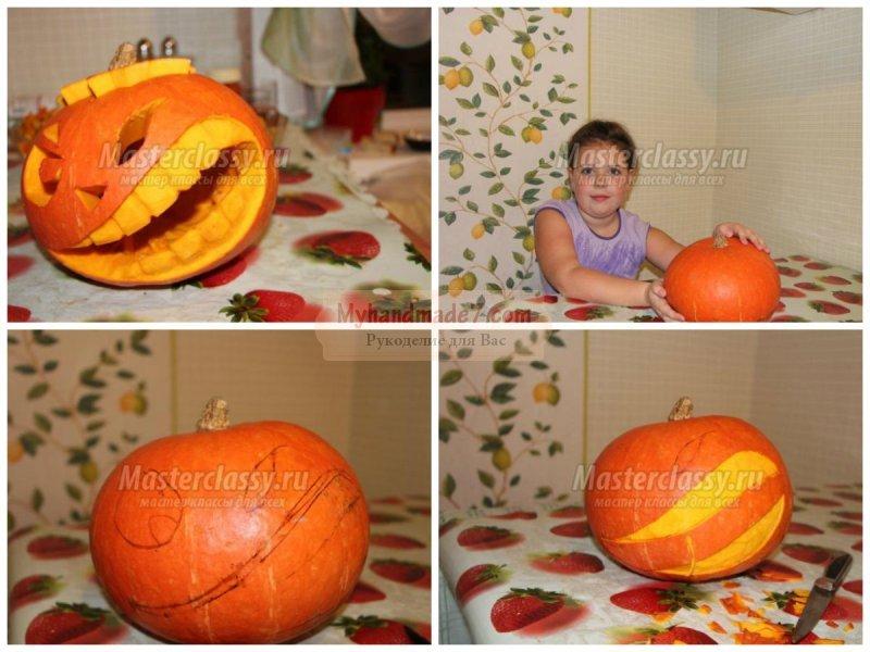 Поделки из ТЫКВЫ (84 фото) для сада и школы. Семейная Кучка