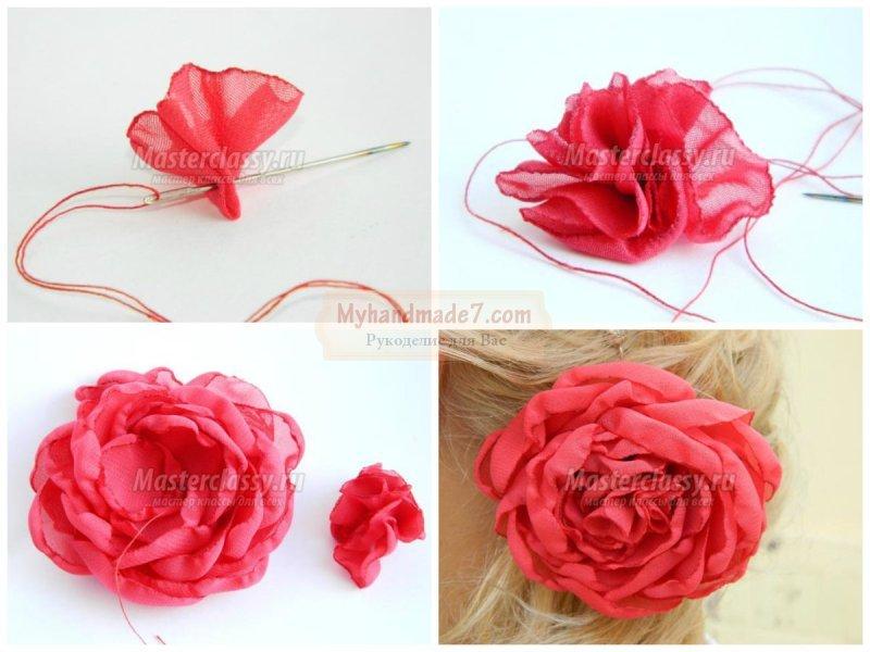 Как сделать из бумаги цветы? Лучшие идеи с пошаговыми фото 50