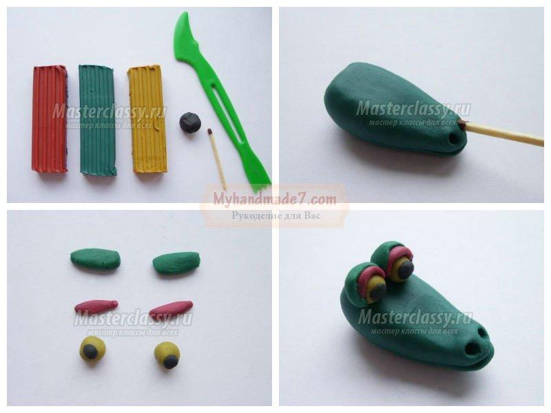 Поделки из пластилина для детей: лучшие идеи с фото