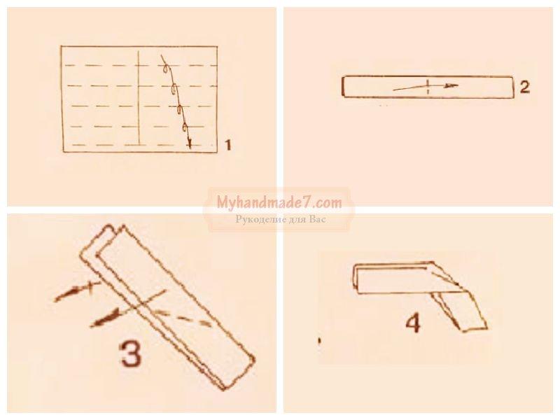 Как сделать пистолет из