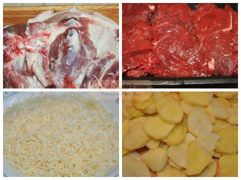 Мясо на Новый год: лучшие рецепты с фото
