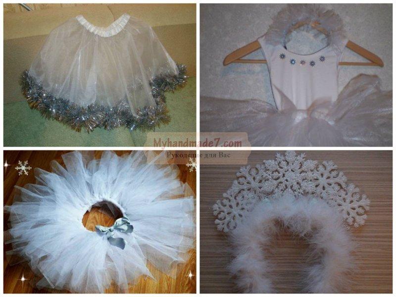Платье белоснежки сшить своими руками