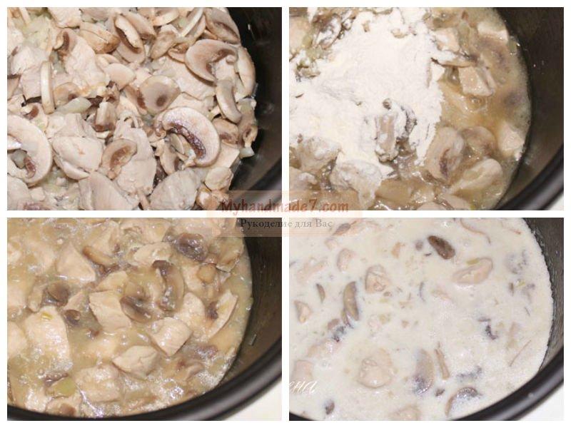 Жульен с грибами: самые популярные рецепты с фото