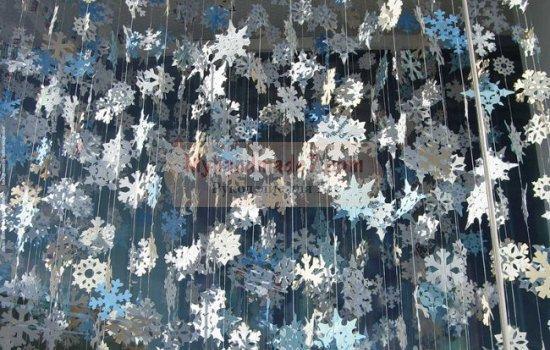 Новогодние снежинки своими руками: пошаговые мастер-классы, фото и идеи