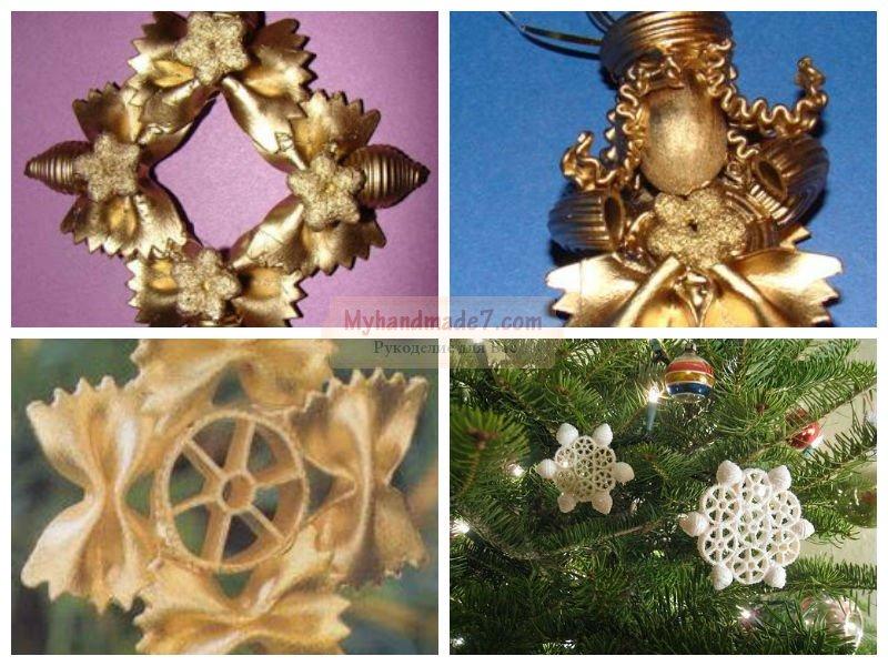 Новогодние игрушки на елку своими руками: пошаговые мастер-классы с фото