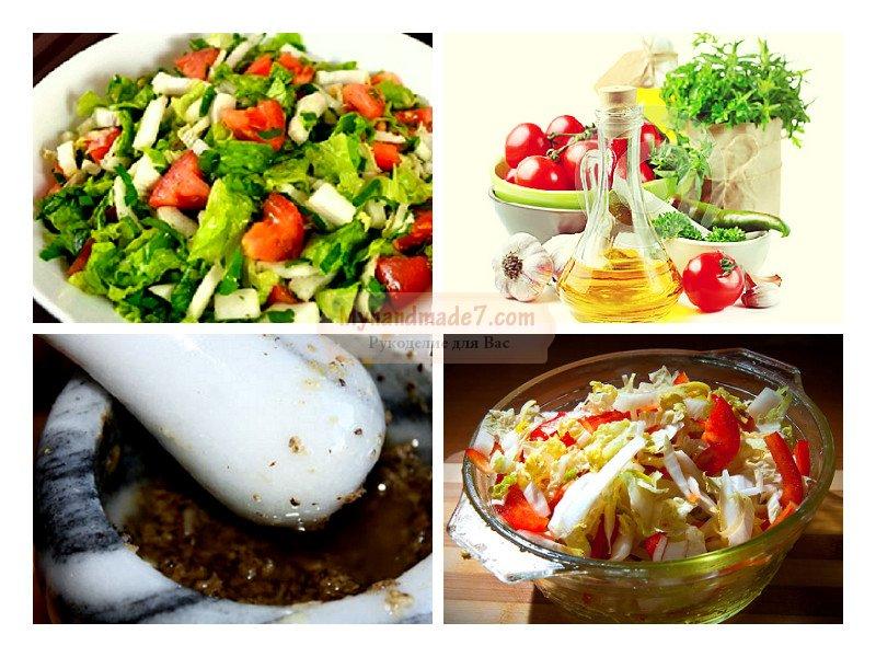 салат с курицей и помидорами: лучшие рецепты с фото