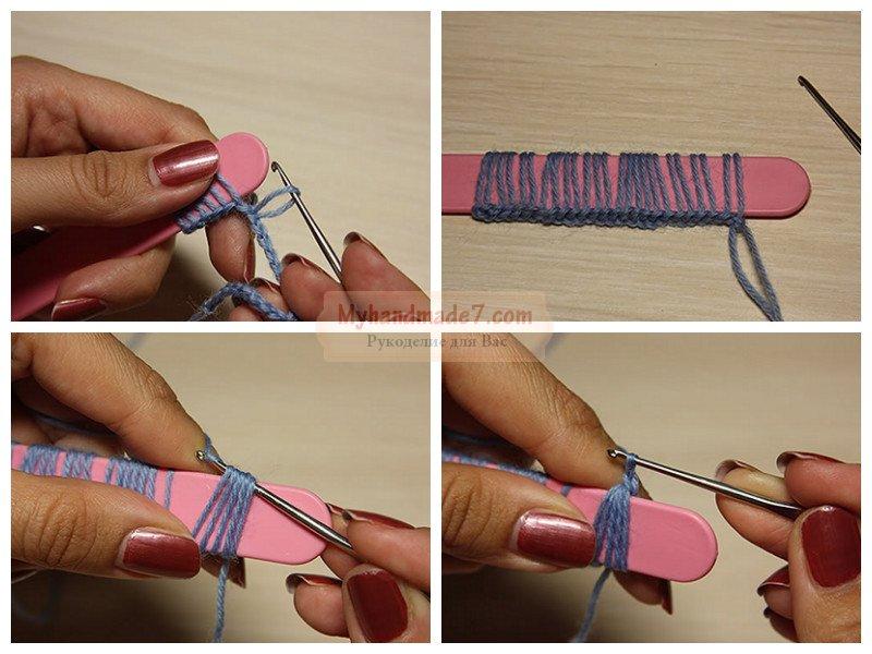 Как делать браслеты из резинок - YouTube