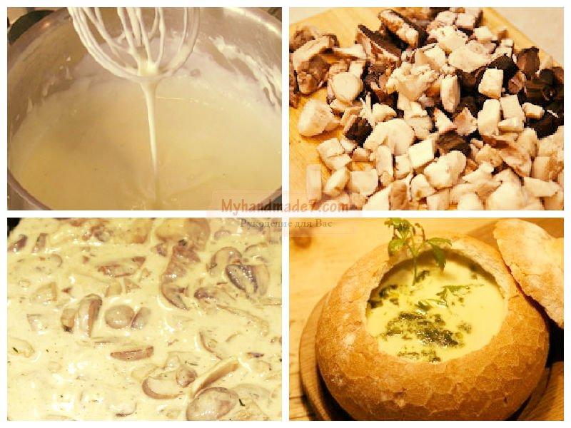 Грибы в горшочке в духовке: лучшие рецепты с фото