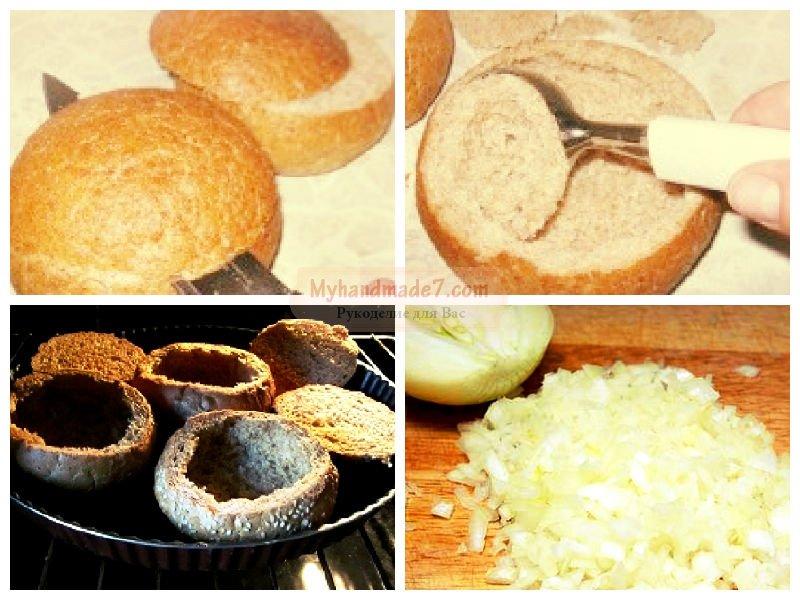 рецепты шампиньоны в горшочках в духовке рецепты с фото