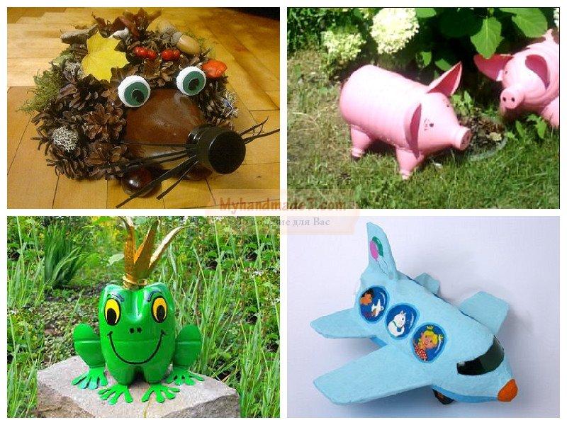 Изделия для детского сада своими руками