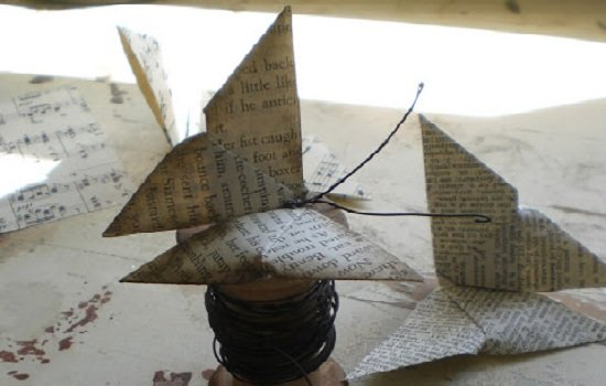 Оригами-бабочка своими руками: пошаговый мастер-класс