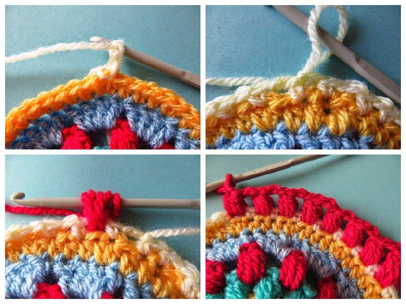 Вязание мандалы своими руками