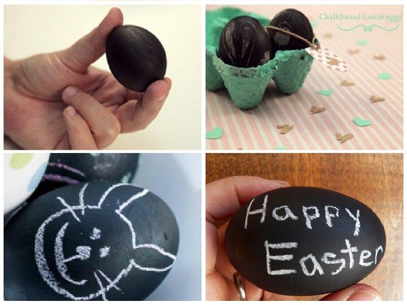 12 идей для украшения пасхальных яиц