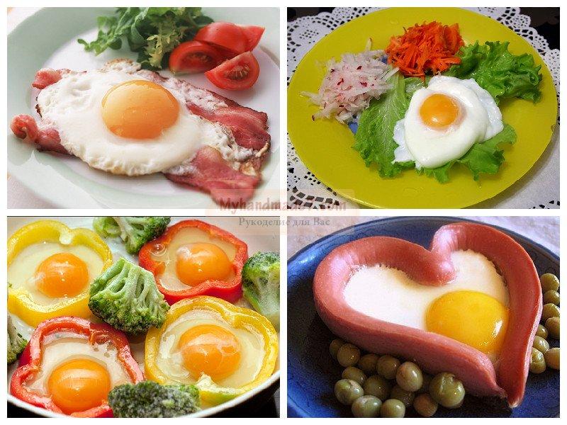 Руку на Блюда скорую яиц из used more into