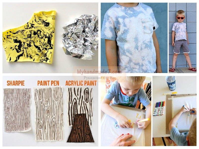 Украшения одежды своими руками