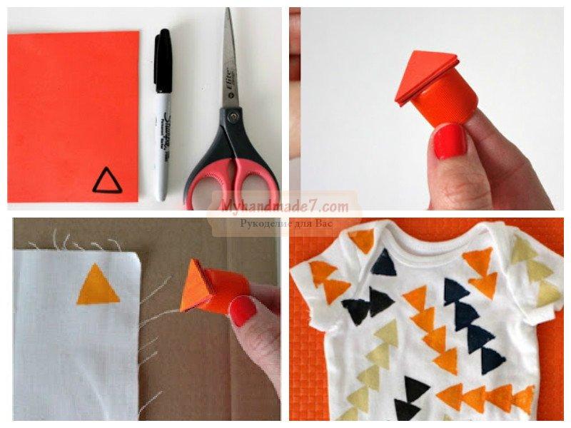 12 идей украшения одежды своими руками с пошаговыми фото