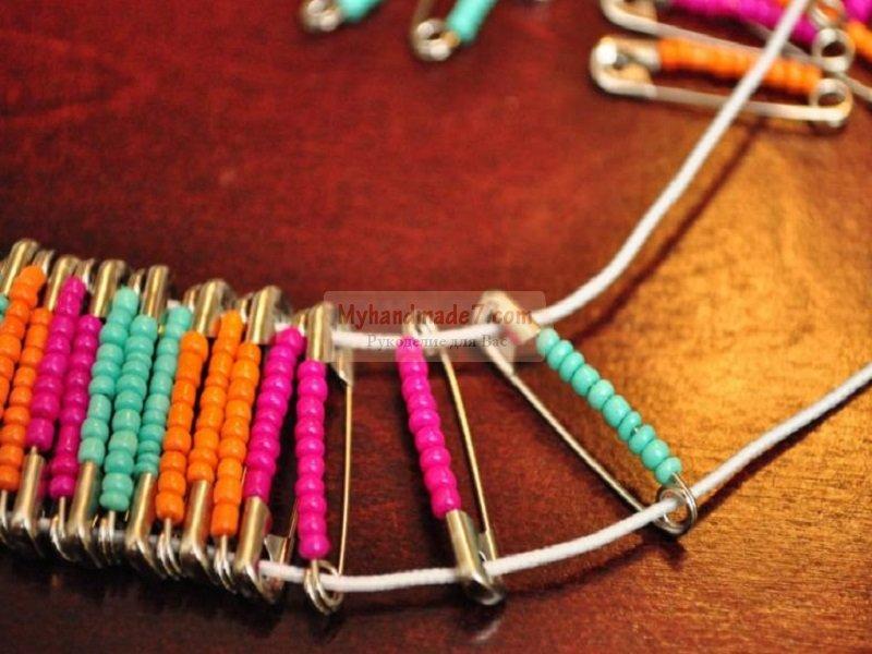 Браслет из шнурков: популярные мастер-классы с фото