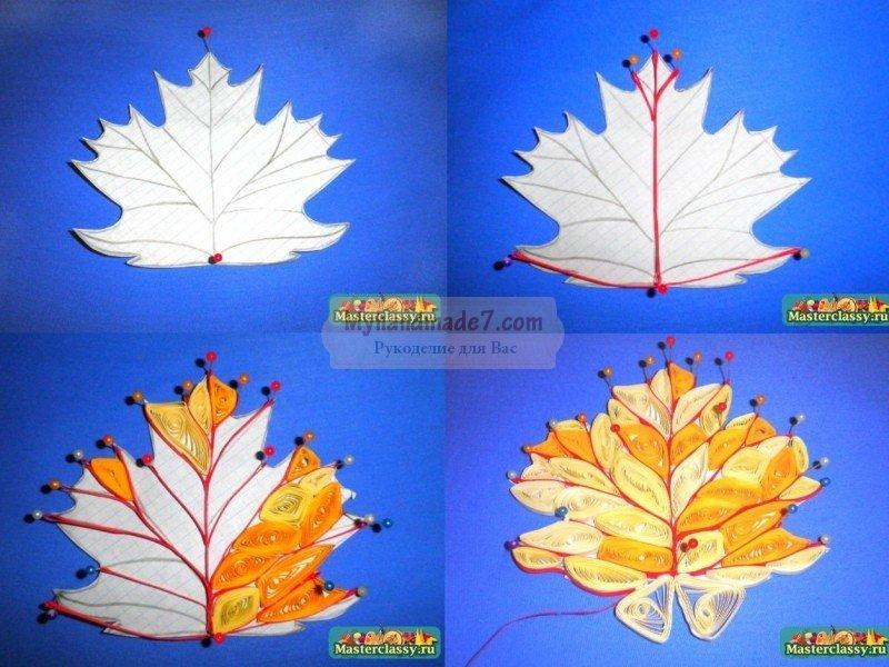 Поделки «Осень» своими руками: мастер-классы с фото