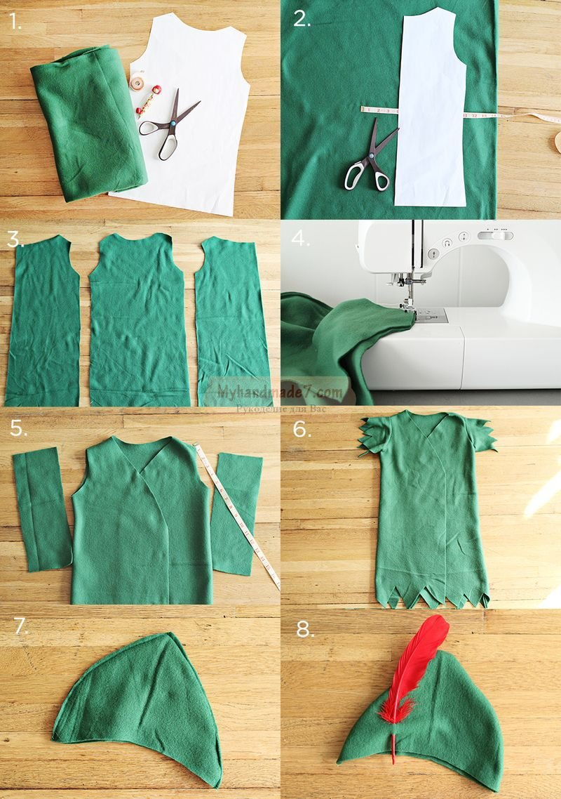 Как своими руками сделать костюм огурца своими руками фото 517