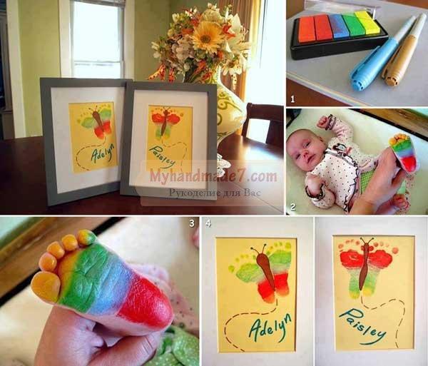 Подарки своими руками бабушке на день рождения
