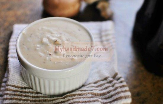 Сливочный соус с грибами: пошаговые рецепты с фото