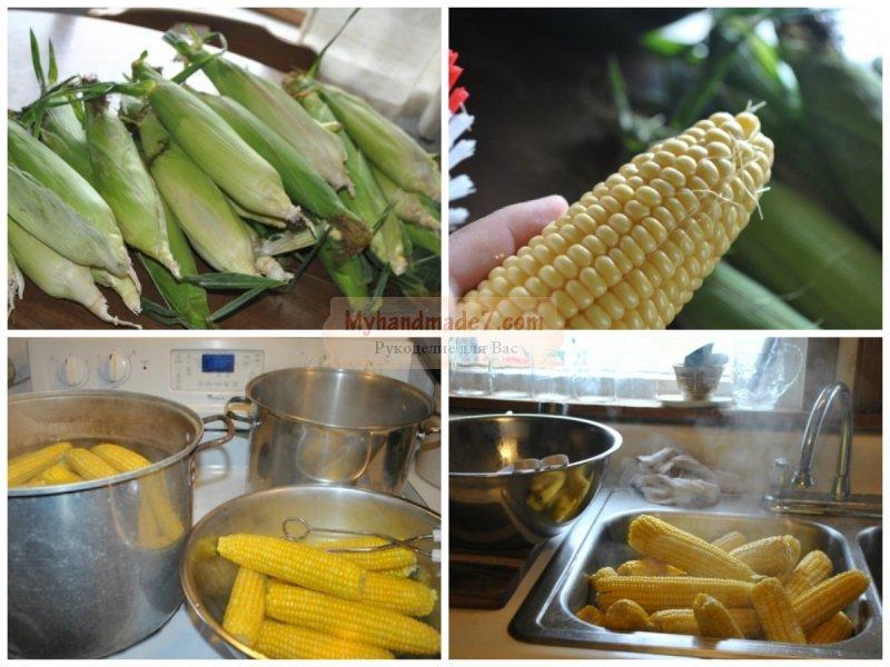 Как консервировать кукурузу на зиму в домашних 21