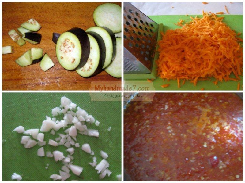 Консервированные овощные салаты на зиму