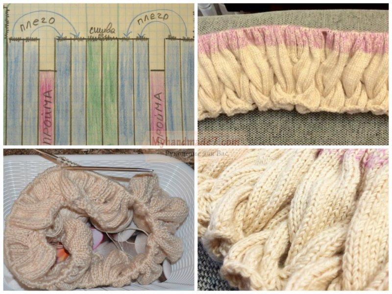 Вязание кардиганов. Лучшие схемы с фото