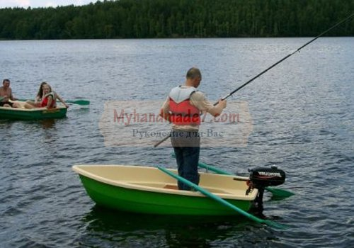 Шитье своими руками: жилет для рыбалки