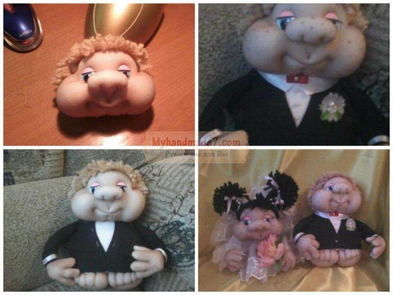 Чулочные куклы: идеи, фото и мастер-классы