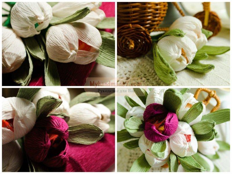 Мастерим конфеты из бумаги. Самые популярные мастер-классы с фото