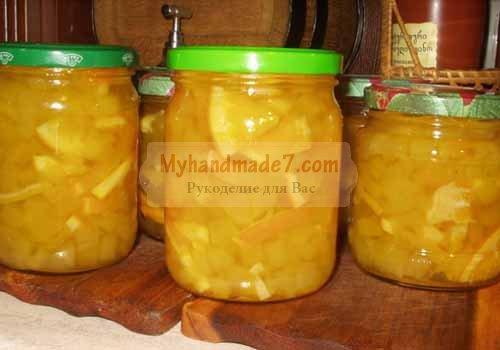 Полезные и вкусные заготовки на зиму из кабачков