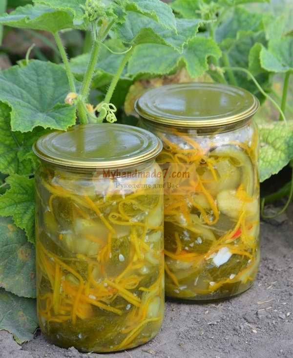 http://myhandmade7.com/209-zasolka-ogurcov-na-zimu-populyarnye-recepty-s-foto.html