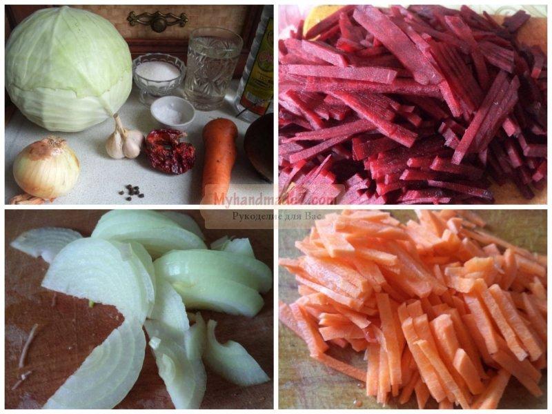 Рецепт быстрой маринованной капусты: лучшие рецепты с фото