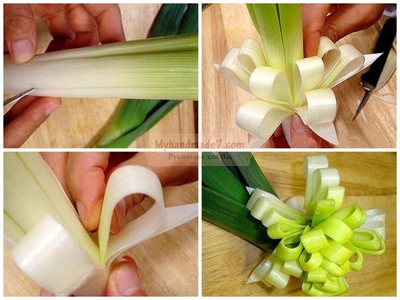 Детские поделки из овощей: делаем своими руками. Фото и идеи