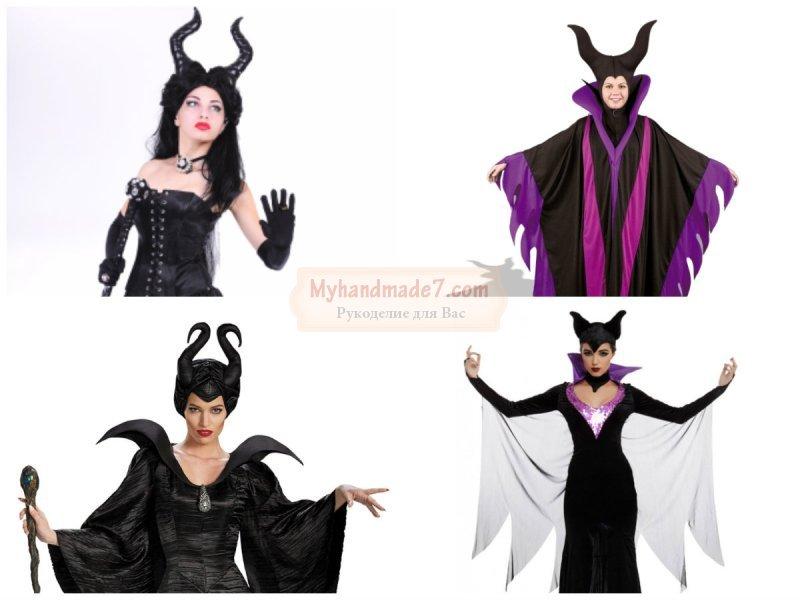 Ведьмочка костюм своими руками