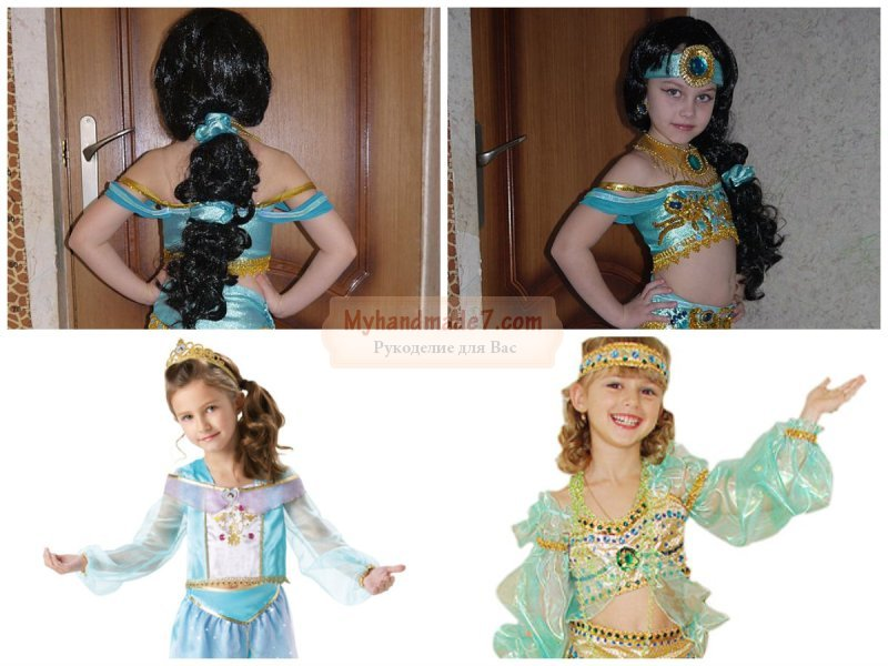 Как сделать костюм принцессы на праздник? Фото и выкройки