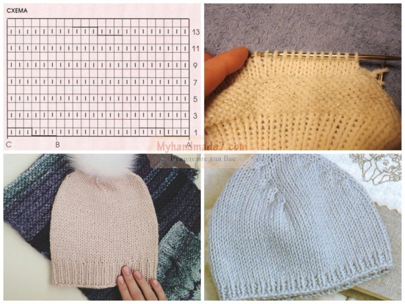 Как вязать шапку спицами? Подсказки и советы