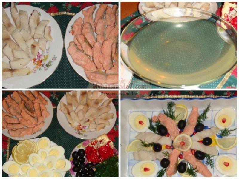 Новогоднее мясо «Свинки на отдыхе» – кулинарный рецепт