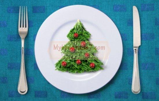 Новогоднее меню. Рецепты на любой вкус