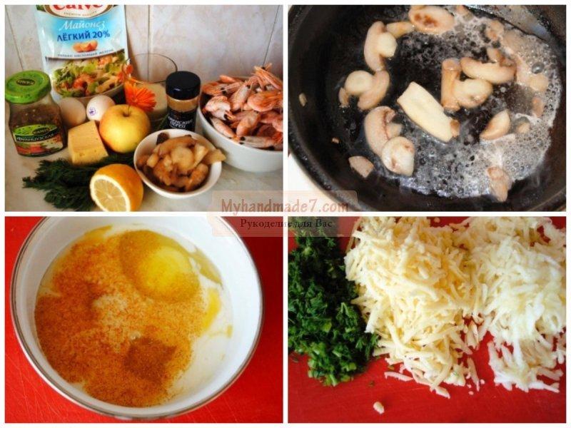 Рецепты новогодних блюд. ТОП-10 для вашего праздничного стола