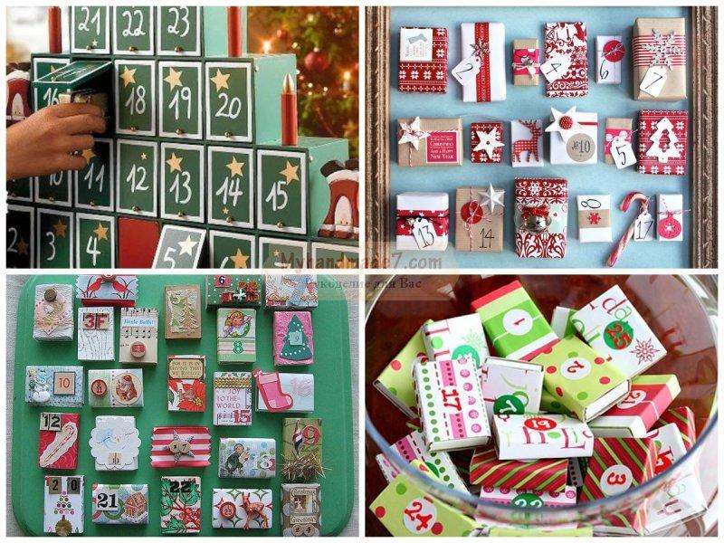 Поделки на тему Рождество: подробные мастер-классы с фото