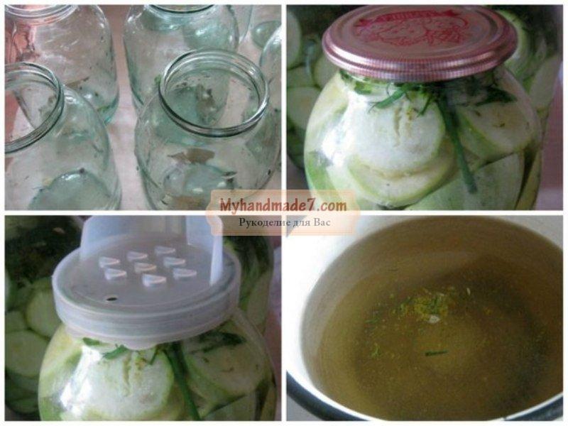 кабачки с перцами на зиму рецепты приготовления