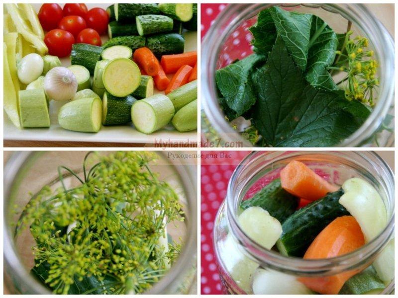 Кабачки с морковью: золотые рецепты с фото