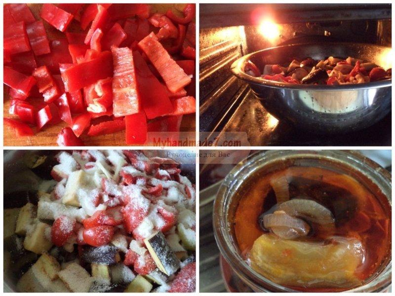 баклажаны жареные кружочками на зиму рецепты приготовления